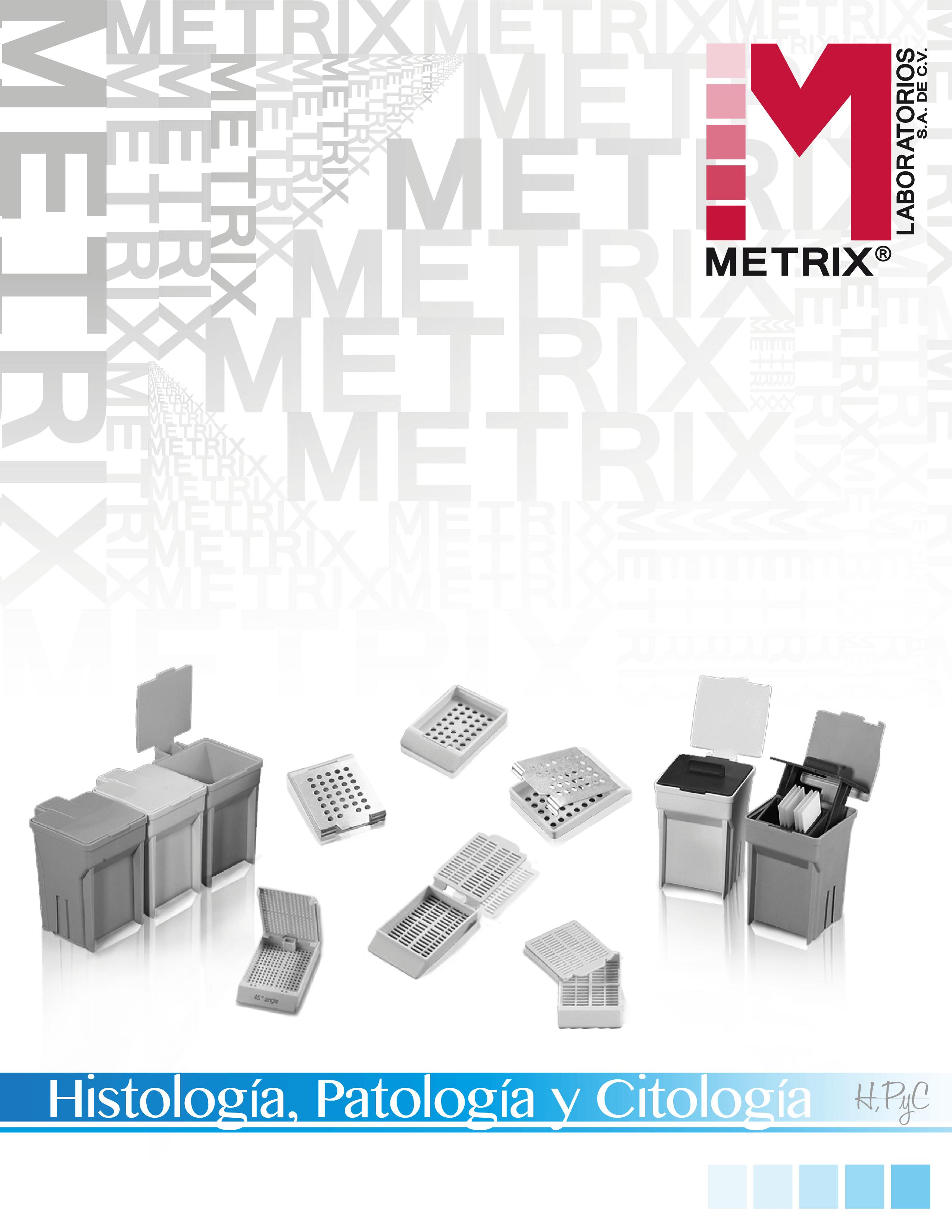 e54c96f1b Material y Equipo de Laboratorio solo en Metrix Laboratorios